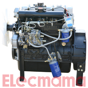 Yangdong Y4100D diesel engine for generator set