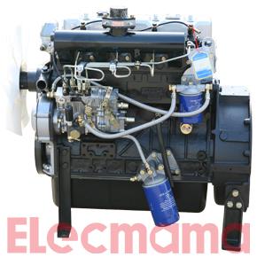 Yangdong Y4100D diesel engine for generator set