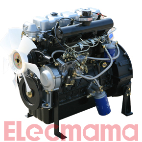Yangdong Y4105D diesel engine for generator set