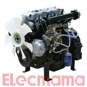 Yangdong Y495D diesel engine for generator set