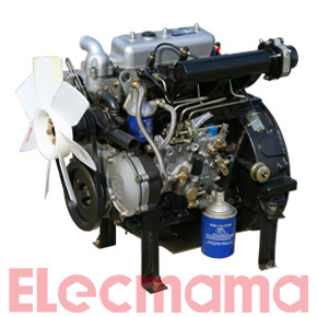 Yangdong YD380D diesel engine for generator set