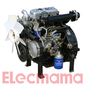 Yangdong YD385D diesel engine for generator set