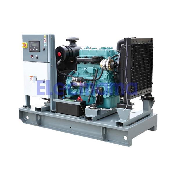 YTO diesel generator set