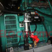 Engine Oil Drain Pump Installation
