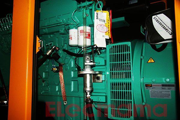 Manual Engine Oil Drain Pump Installation