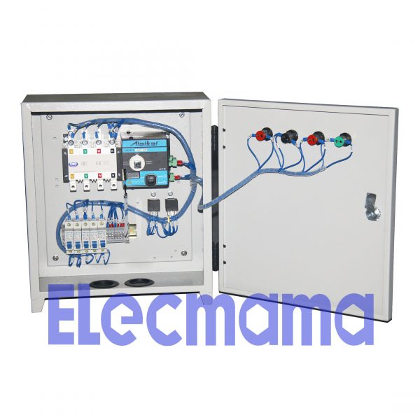 ATS cabinet for generator set