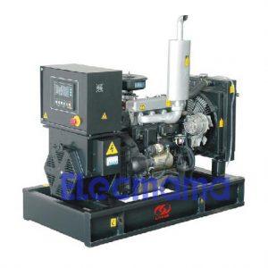 YD380D Yangdong diesel generator