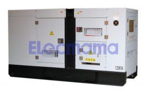 silent diesel generator -- Denyo 1