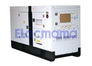 silent diesel generator -- Denyo 2