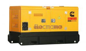 silent diesel generator -- Elecmama 1