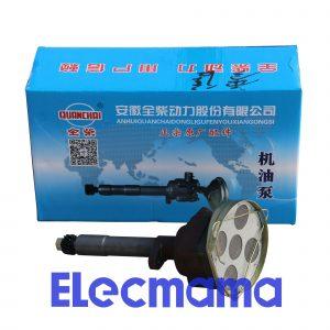 Quanchai QC380D oil pump