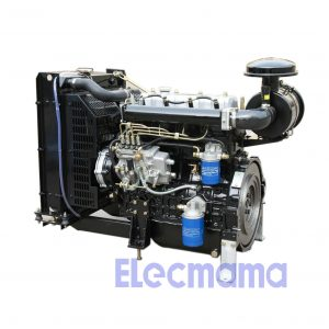 QC498D Quanchai diesel engine