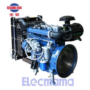 Quanchai diesel engine for genset