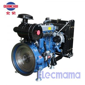 Quanchai diesel engine for genset