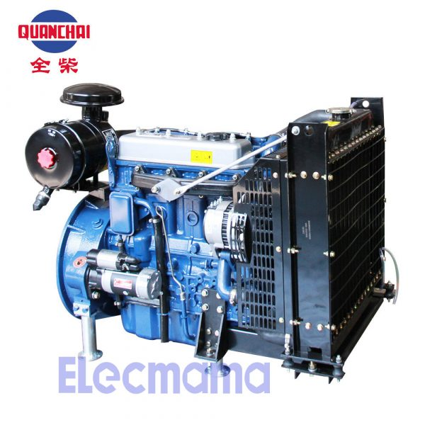 Quanchai diesel engine for genset -3