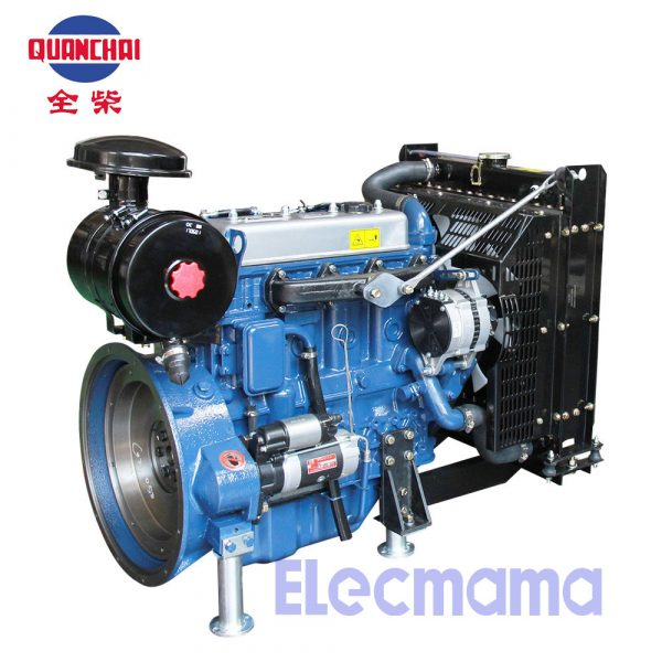 Quanchai diesel engine for genset -4