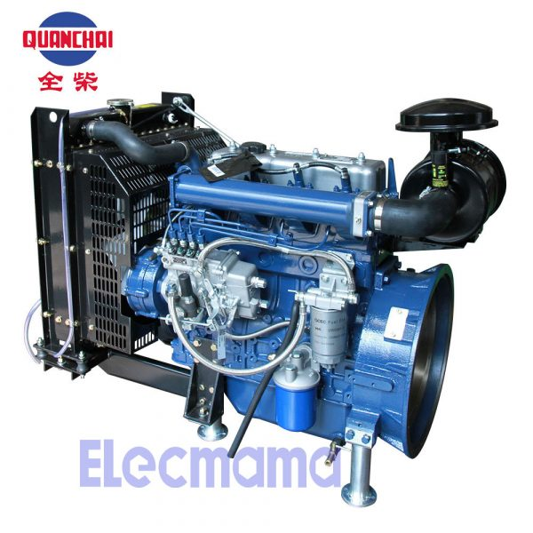 Quanchai diesel engine for genset -5