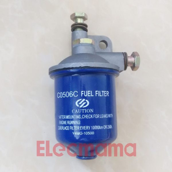 Yangdong YND485D fuel filter assembly C0506C -1