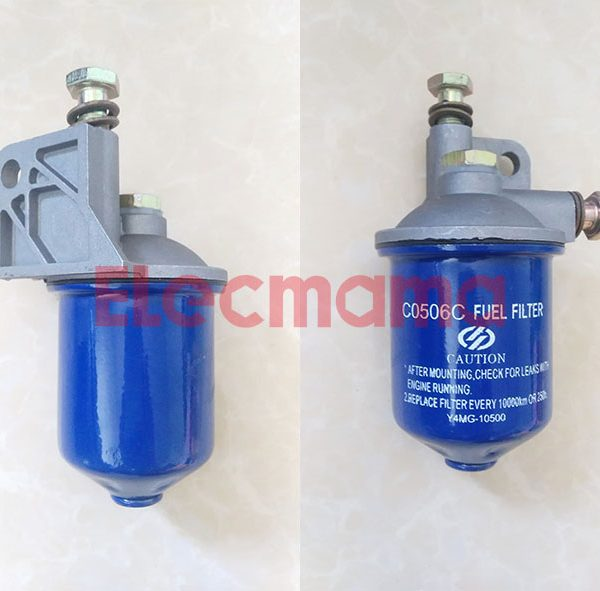 Yangdong YND485D fuel filter assembly C0506C -4