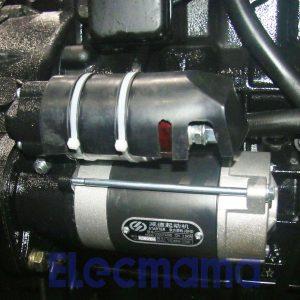 Yangdong YSD490D diesel engine starter