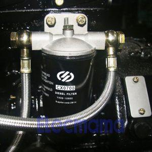 Yangdong YSD490D fuel filter CX0708