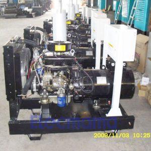 QC380D Quanchai diesel generator