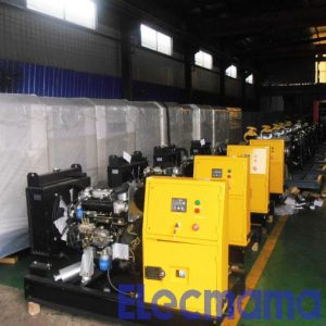 QC385D Quanchai diesel generator