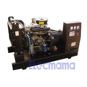 QC4102D Quanchai diesel generator