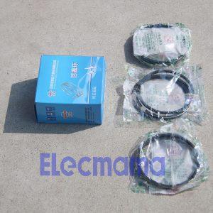Quanchai QC380D piston rings