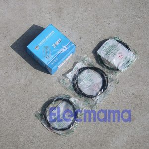 Quanchai QC385D piston rings