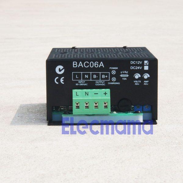battery charger Smartgen BAC06A -1