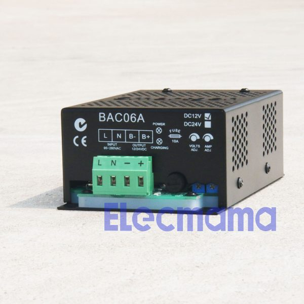 battery charger Smartgen BAC06A -2