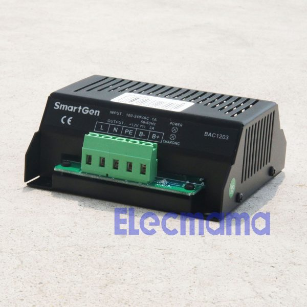 battery charger Smartgen BAC1203 -2