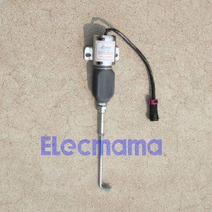 solenoid valve for YD380D diesel engine