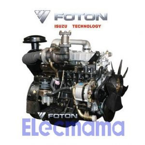 4JB1T Foton Forward diesel engine