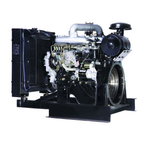 4JB1TA Foton Forward diesel engine