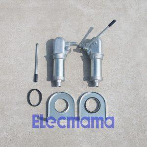 oil drain pump by hand