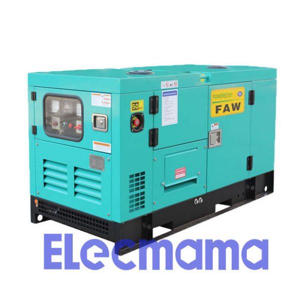 silent Fawde diesel generator -1