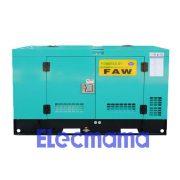 silent Fawde diesel generator