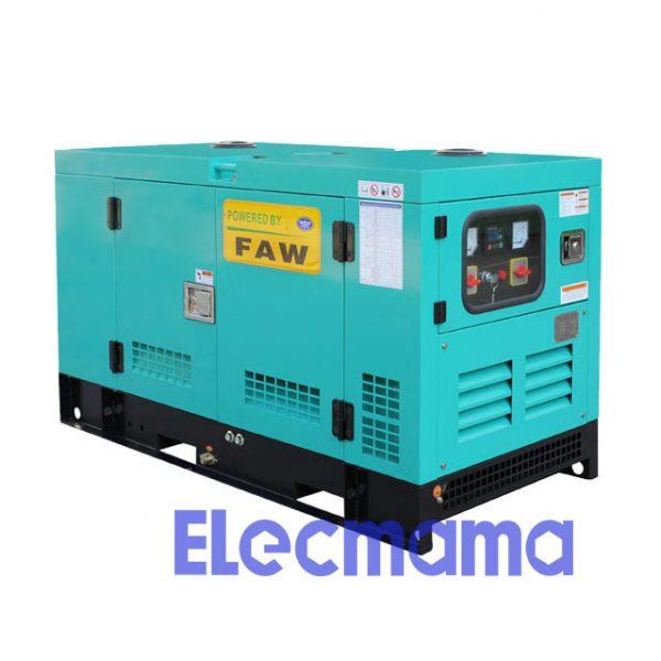 silent Fawde diesel generator -3