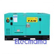 silent Fawde diesel generator -4