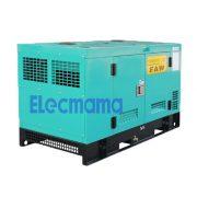 silent Fawde diesel generator -5