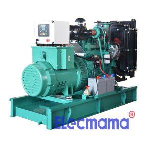 40kw Cummins diesel generator