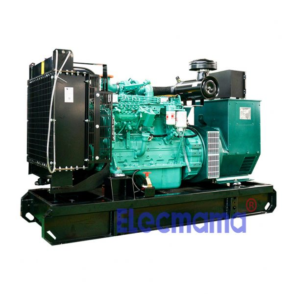80kw Cummins diesel generator -2