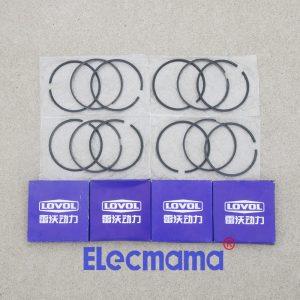 Lovol 1004TG piston rings
