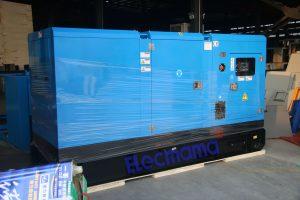 150kw Cummins diesel generator set