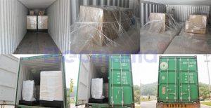 diesel generators FCL shipment