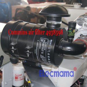 Cummins air filter 4938598