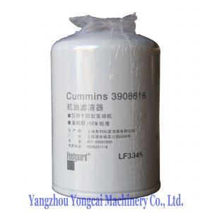 Cummins oil filter 3908616 LF3345