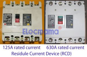 RCD Residule Current Device